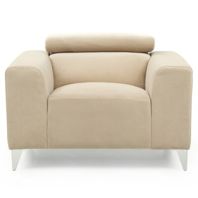 Stefan Armchair Color: Wheat