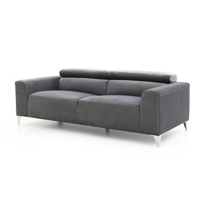 Stefan Sofa Color: Gray