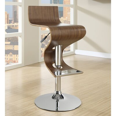 Martin Adjustable Height Bar Stool