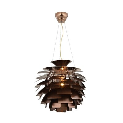 Chaidez 1-Light Mini Pendant