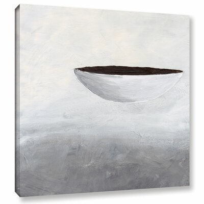 'Urban Vessel I' Painting Print on Wrapped Canvas Size: 10