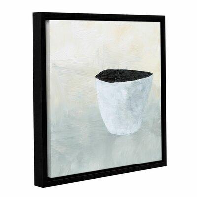 'Urban Vessel II' Framed Painting Print Size: 10