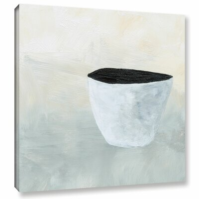 'Urban Vessel 2' Painting Print on Wrapped Canvas Size: 10