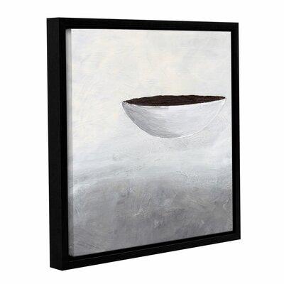 'Urban Vessel 1' Framed Painting Print Size: 10