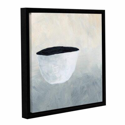 'Urban Vessel 3' Framed Painting Print Size: 10