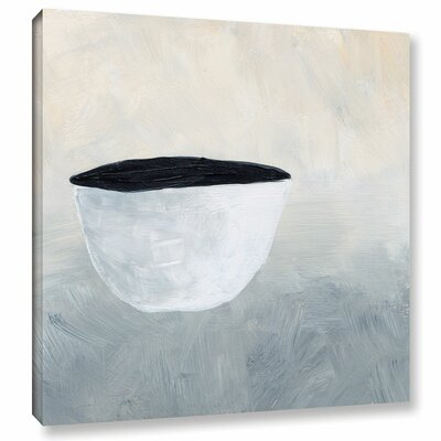 'Urban Vessel 3' Painting Print on Wrapped Canvas Size: 10