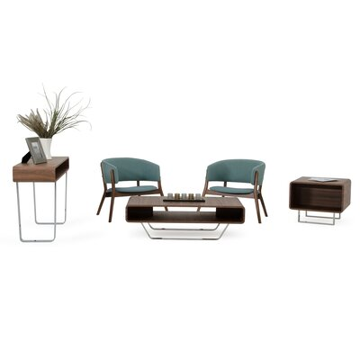 Belafonte 5 Piece Coffee Table Set