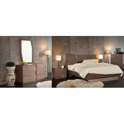 Havana Platform Configurable Bedroom Set