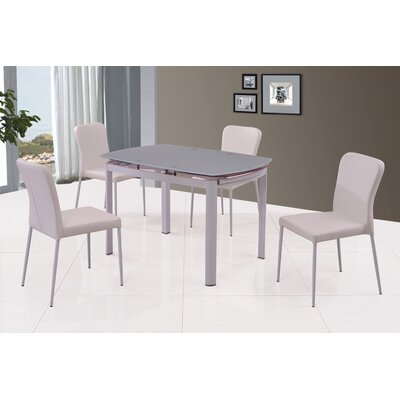 Tauny 5 Piece Dining Set