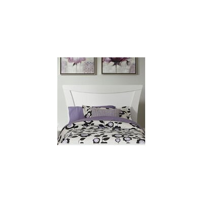 Kalenkowitz Upholstered Panel Headboard Size: Twin