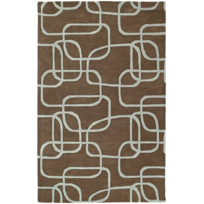Carter Brown Area Rug Rug Size: Rectangle 3 x 5
