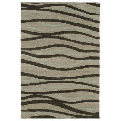 Christa Mocha Area Rug Rug Size: Rectangle 5 x 79