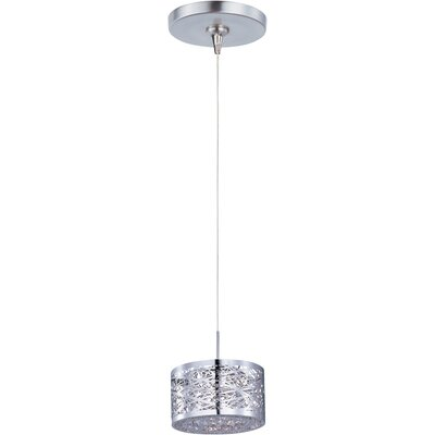 Straton 1-Light RapidJack Pendant and Canopy