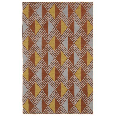 Cory Geometric Area Rug Rug Size: Rectangle 36 x 56
