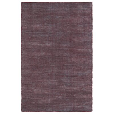 Claverham Red Area Rug Rug Size: Rectangle 3 x 5