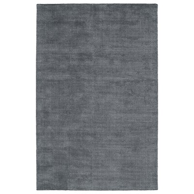 Claverham Carbon Area Rug Rug Size: Rectangle 8 x 10