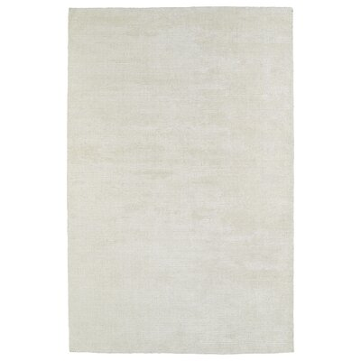 Claverham Hand Woven Wool Cream Area Rug Rug Size: Rectangle 8 x 10