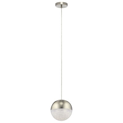 Briarden 1-Light LED Globe Pendant