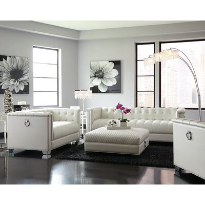 Wade Logan WLGN6326 Surakarta Living Room Collection
