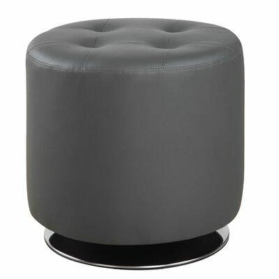 Tarpon Springs Ottoman Upholstery: Gray