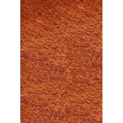 Cherree Hand-Tufted Brown Area Rug Rug Size: Rectangle 8 x 10