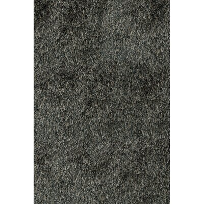 Ciera Hand-Tufted Carbon Area Rug Rug Size: Rectangle 2 x 3