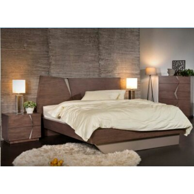Havana Panel Bed