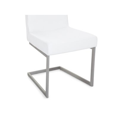 Genesis Side Chair (Set of 2) Color: White