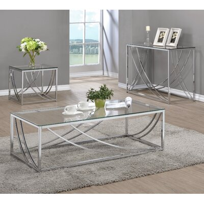 Gulliver 3 Piece Coffee Table Set
