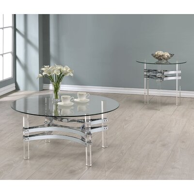 Trinton 2 Piece Coffee Table Set