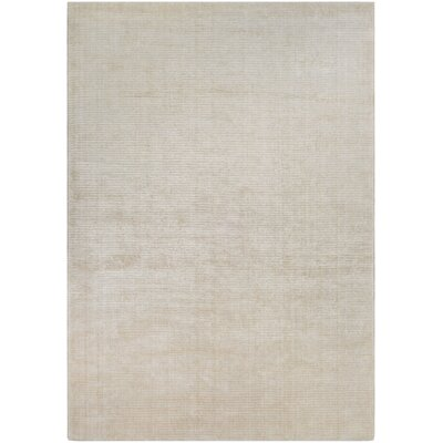 Alyson Hand-Loomed Straw Area Rug Rug Size: Rectangle 53 x 76