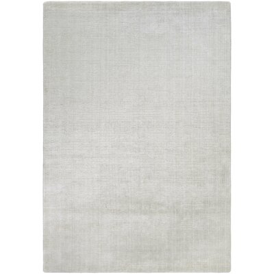 Alyson Hand-Loomed Linen Area Rug Rug Size: Rectangle 53 x 76