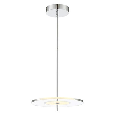 Zuzia 1-Light Mini Pendant
