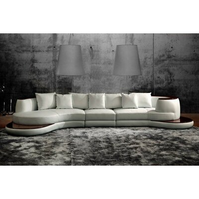 Cordes Rounded Corner Sectional