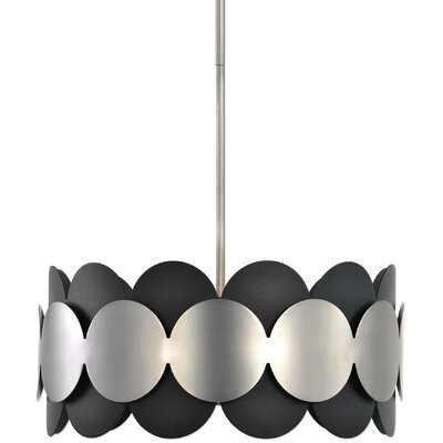 Kaydence 3-Light Drum Pendant