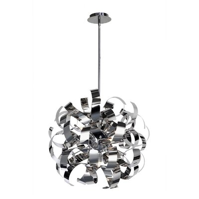 Juliet Pendant Finish: Chrome