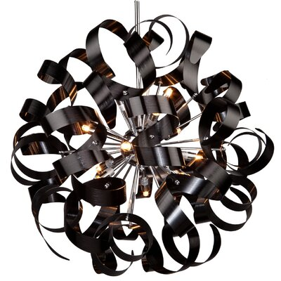 Juliet Pendant Finish: Black