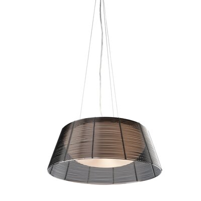 Efimov Drum Pendant Finish: Black