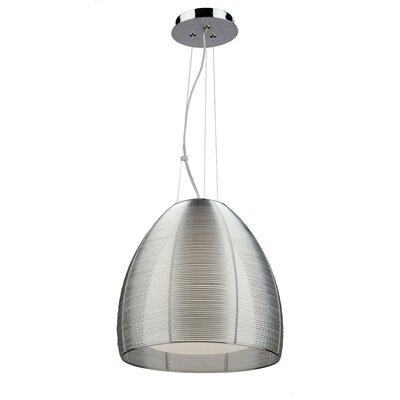 Efimov Bell Pendant Finish: Silver