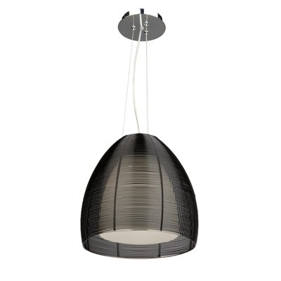 Efimov Bell Pendant Finish: Black