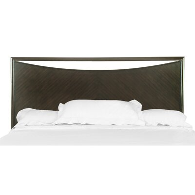 Cartagena Panel Headboard Size: King