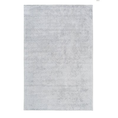 Nasir Hand-Woven Area Rug Rug Size: Rectangle 5 x 76