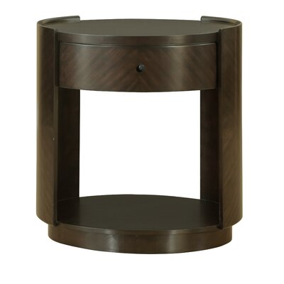 Maleah Open 1 Nightstand