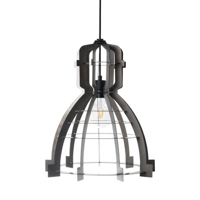 Shiloh 1-Light Inverted Pendant