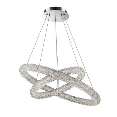 Draco LED Cascade Pendant