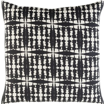 Serenity Cotton Throw Pillow Size: 20 H x 20 W x 4 D