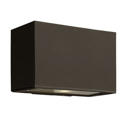 Adele 2-Light Flush Mount Finish: Bronze