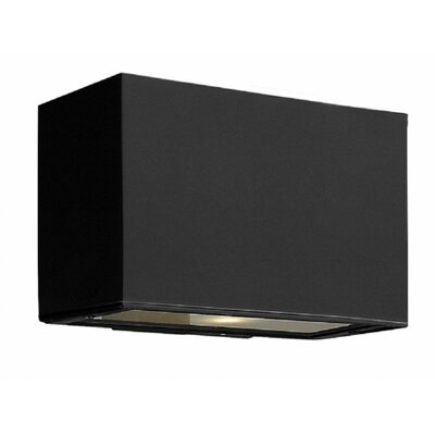 Adele 2-Light Flush Mount Finish: Satin Black