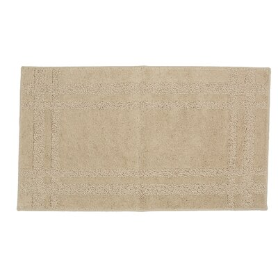 Steelton Oatmeal Area Rug Rug Size: Rectangle 18 x 5