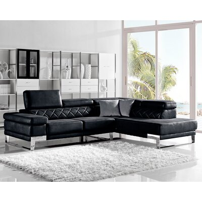 Coalpit Heath Contemporary Solid L-Shaped Sectional